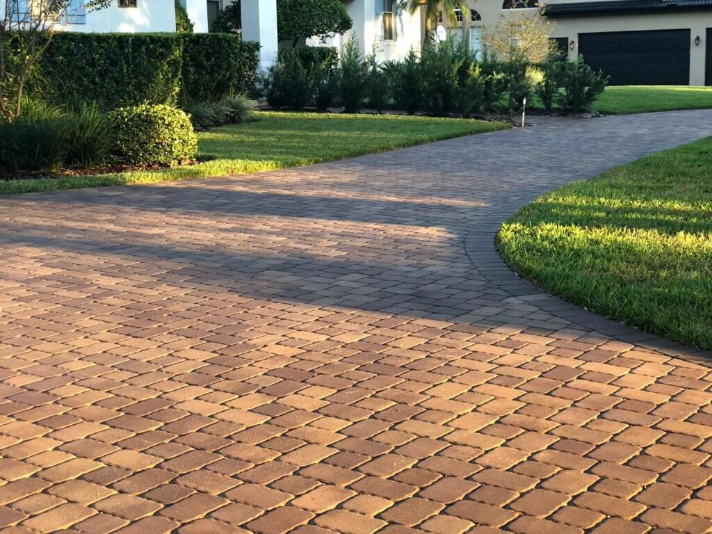 brick pavers driveway number 1 pavers