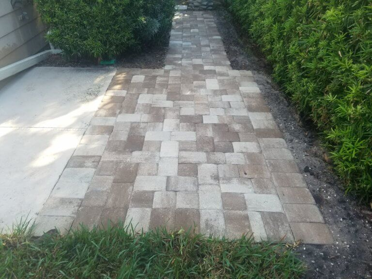 Latest Projects Number One Pavers